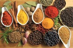 Detox herb/spice blend