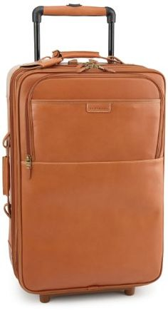"Hartmann Belting Leather 22"" Deluxe Mobile Traveler,Natural"