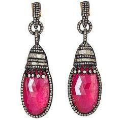 J/Hadley Jewelry Marte Earrings