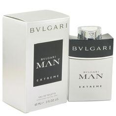 Bvlgari Man Extreme Eau De Toilette Spray By Bvlgari
