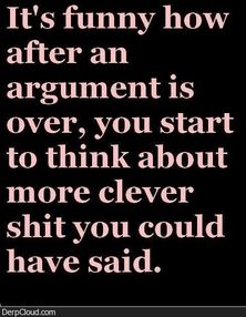 Completely applicable to courtroom arguments as well.