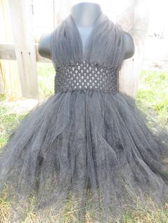Audrey Hepburn Inspired Tutu Dress READY TO SHIP by PoshPipsqueaks, $28.00