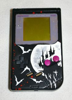 Custom Castlevania Game Boy by Oskunk