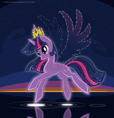Princess Twilight Sparkle to show how much I'm thrilled to see the ending New Tomorrow Hasbro My Little Pony, Mlp My Little Pony, My Little Pony Friendship, 2nd Birthday Cake Boy, Adventure Time Flame Princess, My Little Pony Twilight, Princess Twilight Sparkle, Imagenes My Little Pony, Rainbow Butterfly