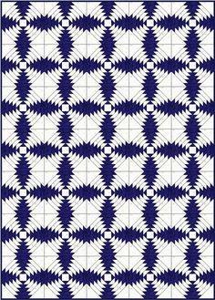 pineapple quilt pattern designs