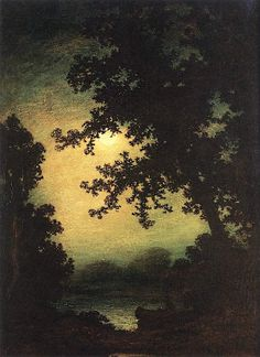 Ralph Albert Blakelock (Oct 15, 1847 – Aug 9, 1919) was a romanticistAmerican painter.