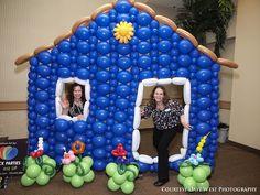Balloon House.  Dominion Lending Real Estate Seminar.