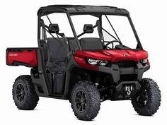 New 2017 Can-Am Defender XT HD10 ATVs For Sale in New Jersey. Equipped with many factory-installed accessories including 27 inch (68.6 cm) Maxxis Bighorn 2.0 tires, 14 inch (35.6 cm) wheels, Dynamic Power Steering, roof and much more.