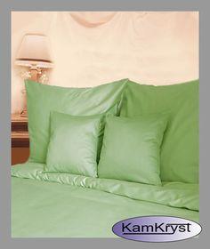 Satin bed linen colored olives Andropol | Pościel satynowa Andropol w kolorze oliwki