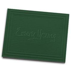 California Classic Frame Pine Note Cards on Triple Thick Stock