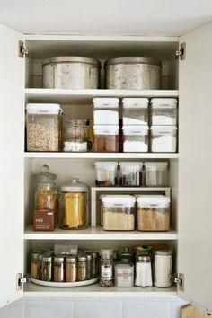 Kitchen Organization by GarJo12881 by Nina