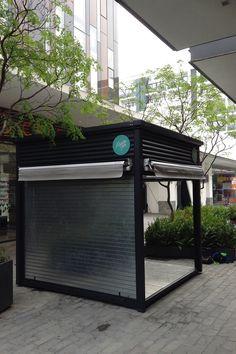 BKT Mobiliario Urbano | Quiosco comercial 004