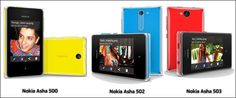 Nokia Introduces Asha 500 502 and 503 in Partnership with Telenor Pakistan.