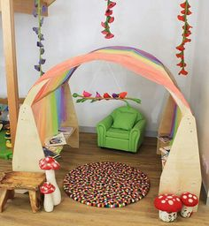 Rainbow Playstand & Arch Value Pack