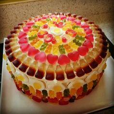 Zac's 21st haribo starmix birthday cake