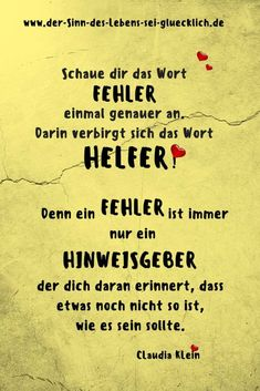Sayings and quotes: sense of life of life Informations About Sprüche und Zitate: Pin You … True Quotes, Motivational Quotes, Inspirational Quotes, Real Teacher, Sense Of Life, Mind Tricks, School Quotes, Wise Words, Poems