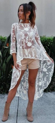Über 40 trendige Sommeroutfits, die immer fantastisch aussehen – Sommer Mode Ideen Over 40 trendy summer outfits that always look fantastic, outfits … Trendy Summer Outfits, Trendy Dresses, Boho Outfits, Nice Dresses, Casual Dresses, Short Dresses, Casual Outfits, Fashion Dresses, Summer Dresses