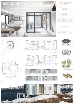 Architectural Layout Presentation - Welcome my homepage Concept Board Architecture, Architecture Presentation Board, Architecture Panel, Interior Architecture, Architecture Diagrams, Architecture Portfolio Layout, Portfolio Design, Mise En Page Portfolio, Portfolio Site