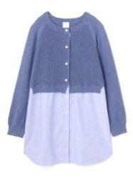 日韩女装毛衫款式图片_蝶讯服装网