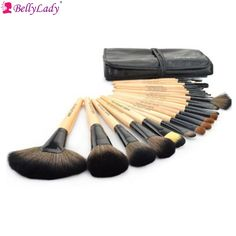 73037cb61b8 BellyLady 24pcs/set Pro Eyeshadow Brush Cosmetics Make Up Brushes Eye  Shadow Makeup Brush Set