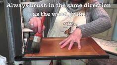 Cottage Paint- One Color Distressing