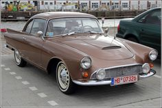 Auto Union 1000 SP Coupe