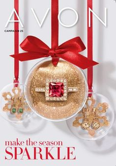 Campaign 25 is here!  Don't forget to start shopping for Christmas gifts. It's never too early.   Check out our Christmas Guide at www.youravon.com/biancabaez