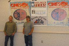 Jay Deal & Jerry Alden Deal — with Jay Deal in Harlingen, Texas.