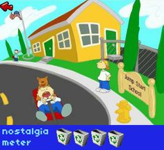 JumpStart First Grade.loved this game. Nostalgia at its finest! 90s Games, Back In Time, Lets Play, First Grade, Games For Kids, My Childhood, Nostalgia, Family Guy, Community