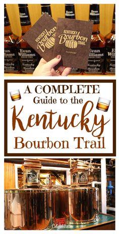 Hit the Bourbon Trail in Kentucky and go Bourbon Tasting! - California Globetrotter