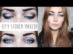 Effy Stonem 'Skins' Makeup Tutorial - YouTube