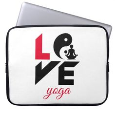Love yoga laptop sleeve   yoga stretching, yoga transformation, yoga kids #yogi #yogamoves #yogapractice, 4th of july party Computer Sleeve, Custom Laptop, Mind Body Spirit, Love Gifts, Yoga Inspiration, Laptop Sleeves, Yoga Poses, 4th Of July, How To Plan