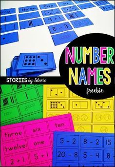 Number Names (Differ