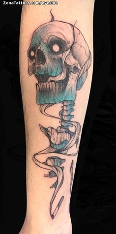 Dibujos Tattoo, Tatuajes Tattoos, Tattos, Ink Art, Piercings, Tattoo Designs, Skull, Imagination, Humor