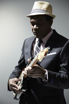 I love everything about this man and his life Mr. Robert Cray.