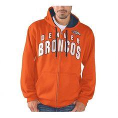 84e5e4bd1c8 Denver  Denver Full Zip Hooded Fleece Sweatshirt (men s Medium) from  79.99