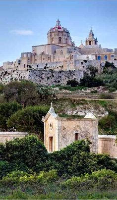 Mdina, Malta (by Chris Beard - Images) - Europe. Malta Gozo, Beautiful Islands, Beautiful Places, Amazing Places, Places Around The World, Around The Worlds, Malta History, Places To See, Places