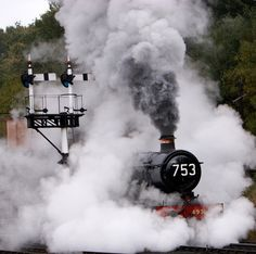 """4936 Kinlet Hall"" by Teenage Steam Photography #flickr"