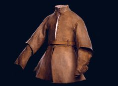 Buff coat (c.1630) English. From Great Hall, Littlecote House. Royal Armouries [III.1956a]