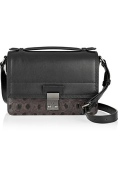 3.1 Phillip Lim | The Pashli Mini Messenger leather shoulder bag | NET-A-PORTER.COM
