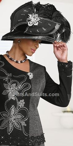 DonnaVinci Couture HATS Style H13121 Spring & Summer 2016