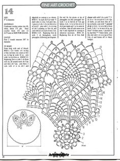 Magic crochet № 152 - Edivana - Picasa Web Albums