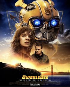 Bumblebee is a 2018 American science fiction action film centered on the Transformers character of the same name. Transformers Film, Transformers Bumblebee, Bumblebee Bumblebee, Streaming Vf, Streaming Movies, 2018 Movies, Movies Online, Film Online, Rent Movies
