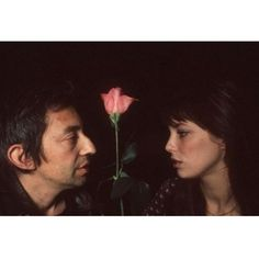 Je t'aime. Serge Gainsbourg. Jane Birkin.