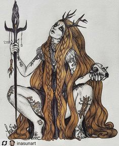 – The völva What kind of witches do you like? – S… – Norse Mythology-Vikings-Tattoo – The völva What kind of witches do you like? – S… – Norse Mythology-Vikings-Tattoo Norse Goddess, Norse Pagan, Pagan Art, Goddess Art, Norse Mythology, Norse Tattoo, Armor Tattoo, Viking Tattoos, Sun Art