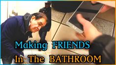 MAKING FRIENDS IN THE BATHROOM Experiment (GONE WRONG) Gone Wrong, Experiment, Bathroom, Friends, Washroom, Amigos, Bathrooms, Bath, Boyfriends