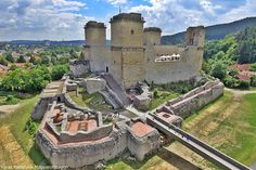 Diosgyor Old Buildings, Hungary, Mansions, History, House Styles, Decor, Pictures, Castles, Towers