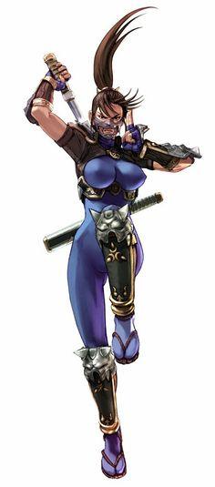Taki (Soul Calibur)