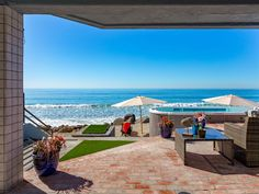 Remodeled Private Beach house w/ Pool... - HomeAway South Oceanside