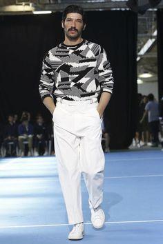 Umit Benan Menswear Spring Summer 2015 Paris